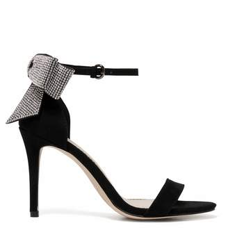 Forever New Stella Bow Back Jewelled Heels