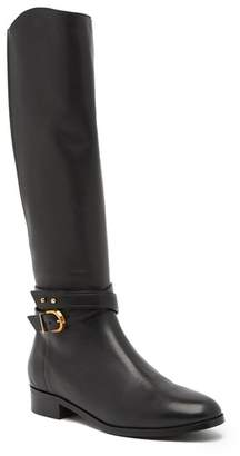 LK Bennett Kora Knee High Buckle Leather Boot