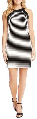 Karen Kane Striped Sheath Dress