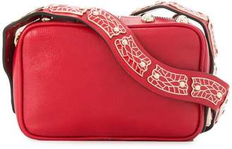 RED Valentino RED(V) embellished strap shoulder bag