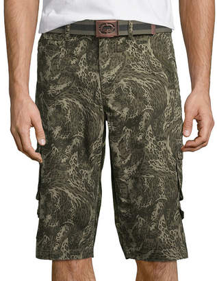 Ecko Unlimited Unltd Twill Cargo Shorts