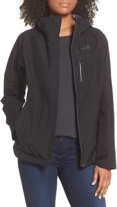 The North Face Dryzzle Hooded Rain Jacket
