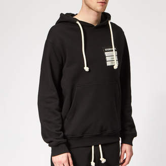 Men's Stereotype Hoody Black