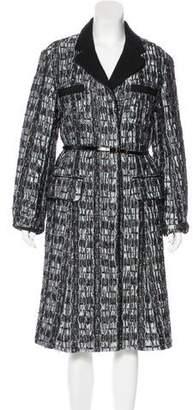 Nina Ricci Belted Long Coat w/ Tags