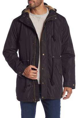 Weatherproof Faux Fur Lined Jacket