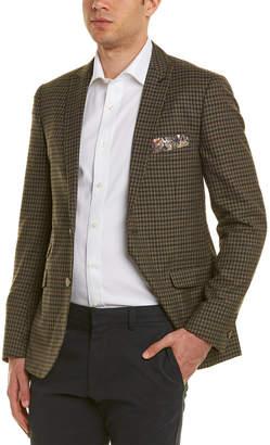 Paisley & Gray Ashton Peak Lapel Slim Fit Jacket