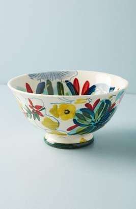 Anthropologie Sissinghurst Castle Stoneware Cereal Bowl