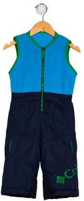 Columbia Boys' Snow Jumpsuit