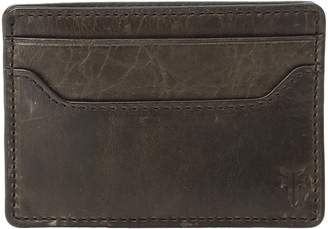 Frye Logan Money Clip Card Case Credit card Wallet