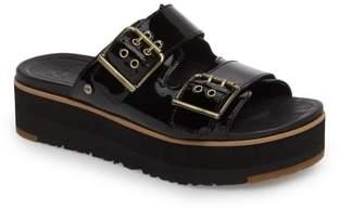UGG Cammie Platform Slide Sandal