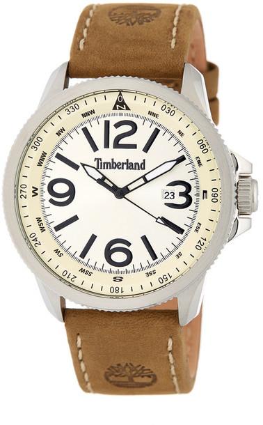 TimberlandTimberland Men&s Caswell Leather Watch