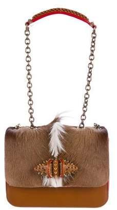 Christian Louboutin Gazelle Sweet Charity Bag