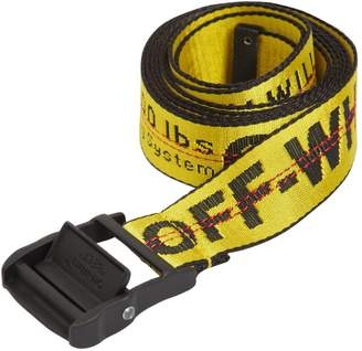 Off-White Off White 35mm Nylon Industrial Belt