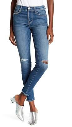 Current/Elliott The High Waist Skinny Ankle Jeans