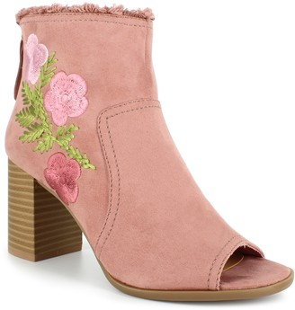 DOLCE by Mojo Moxy Uno Women's Ankle Boots