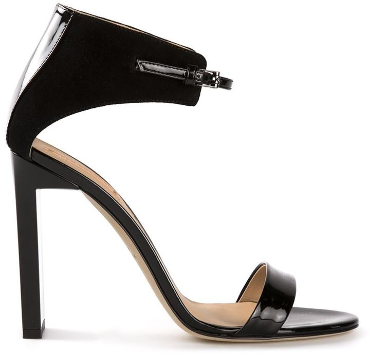 Reed Krakoff structured sandals