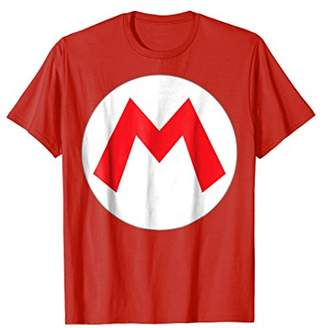 Nintendo Super Mario Icon Costume Graphic T-Shirt
