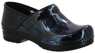 Sanita Clogs Women's Professional Acasia Clog Size 38 M