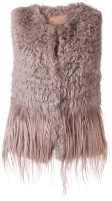 Drome fur vest