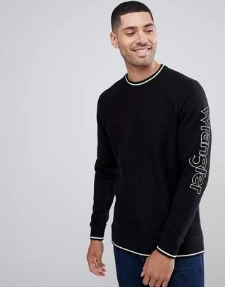 Wrangler Basic Logo Sweatshirt