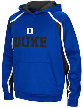Colosseum Duke Blue Devils Poly Pullover Hoodie, Big Boys (8-20)