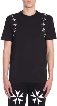 Neil Barrett Loose Fit T-shirt