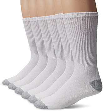 Gildan Men's Big and Tall Crew Socks