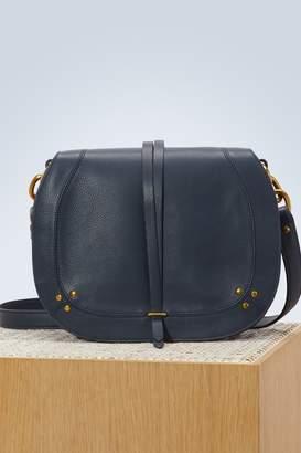 Jerome Dreyfuss Nestor calfskin shoulder bag
