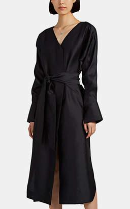 MANNING CARTELL Women's Pumped Up Taffeta Maxi Dress - Black