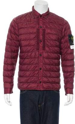 Stone Island Garment Dyed Micro Yard Down Jacket w/ Tags