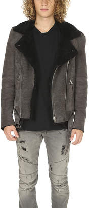 IRO Serebe Leather Jacket