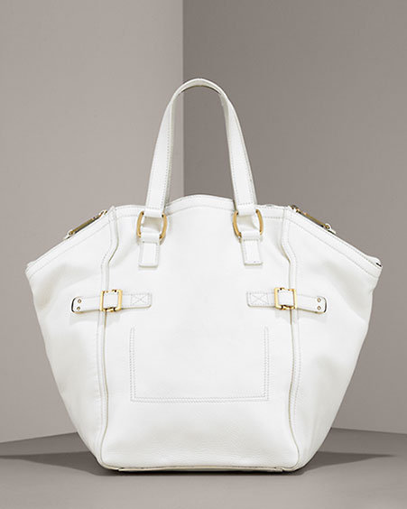 Yves Saint Laurent Downtown Leather Tote