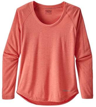 Patagonia Women's Long-Sleeved Nine Trails Shirt