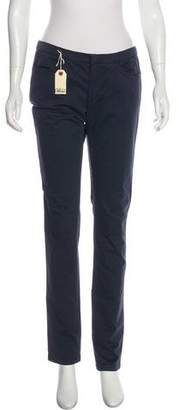 Boy By Band Of Outsiders Low-Rise Straight-Leg Pants