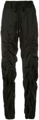 Manning Cartell elasticated waist trousers