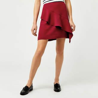 Warehouse Ruffle Skirt