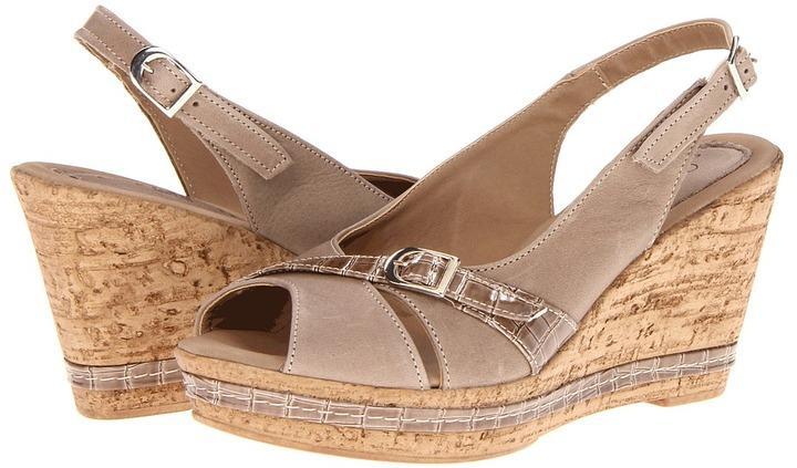 Spring Step Anjanette (Beige) - Footwear