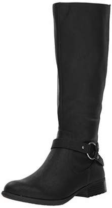 LifeStride Women's X-Felicity Low Heel Tall Shaft Boot Knee High