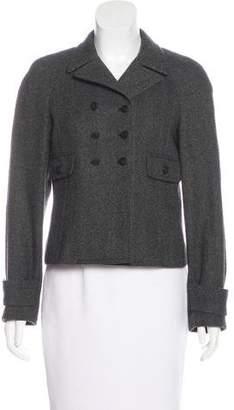 Gucci Wool & Cashmere Jacket
