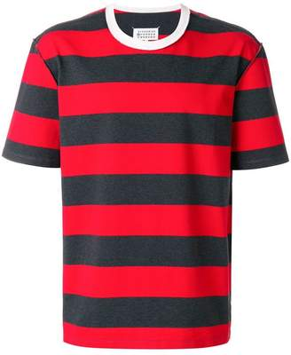 Maison Margiela striped T-shirt