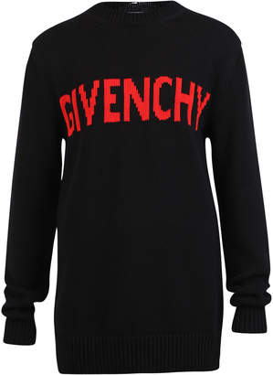 Givenchy Branded Sweater