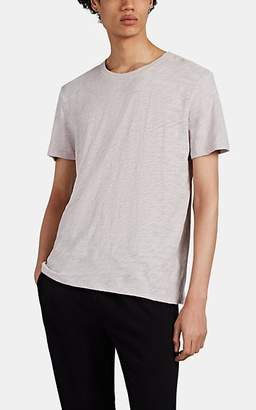 ATM Anthony Thomas Melillo Men's Slub Cotton T-Shirt - Cream
