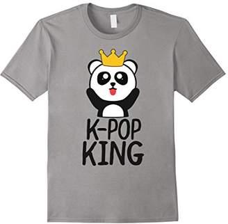 K-Pop King Cute Kawaii Panda T-Shirt
