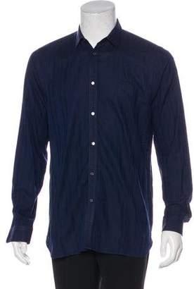 Burberry Tonal Nova Check Shirt