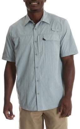 Wrangler Men's Short Sleeve One Pocket Utility Shirt
