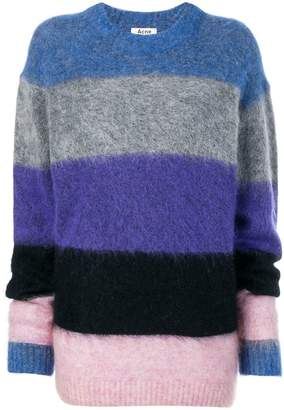 Acne Studios Albah striped sweater