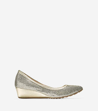 Tali Luxe Wedge (40mm) $170 thestylecure.com