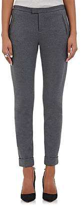 ATM Anthony Thomas Melillo Women's Jersey Cuffed Trousers - Charcoal