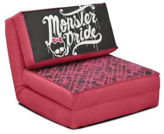 Mattel Your Zone Monster Pride Flip Kids Chair, Available in Multiple Prints