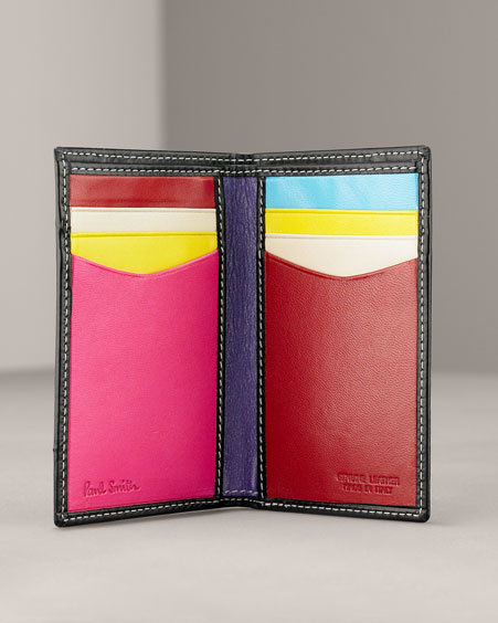 Paul Smith Credit Card Case